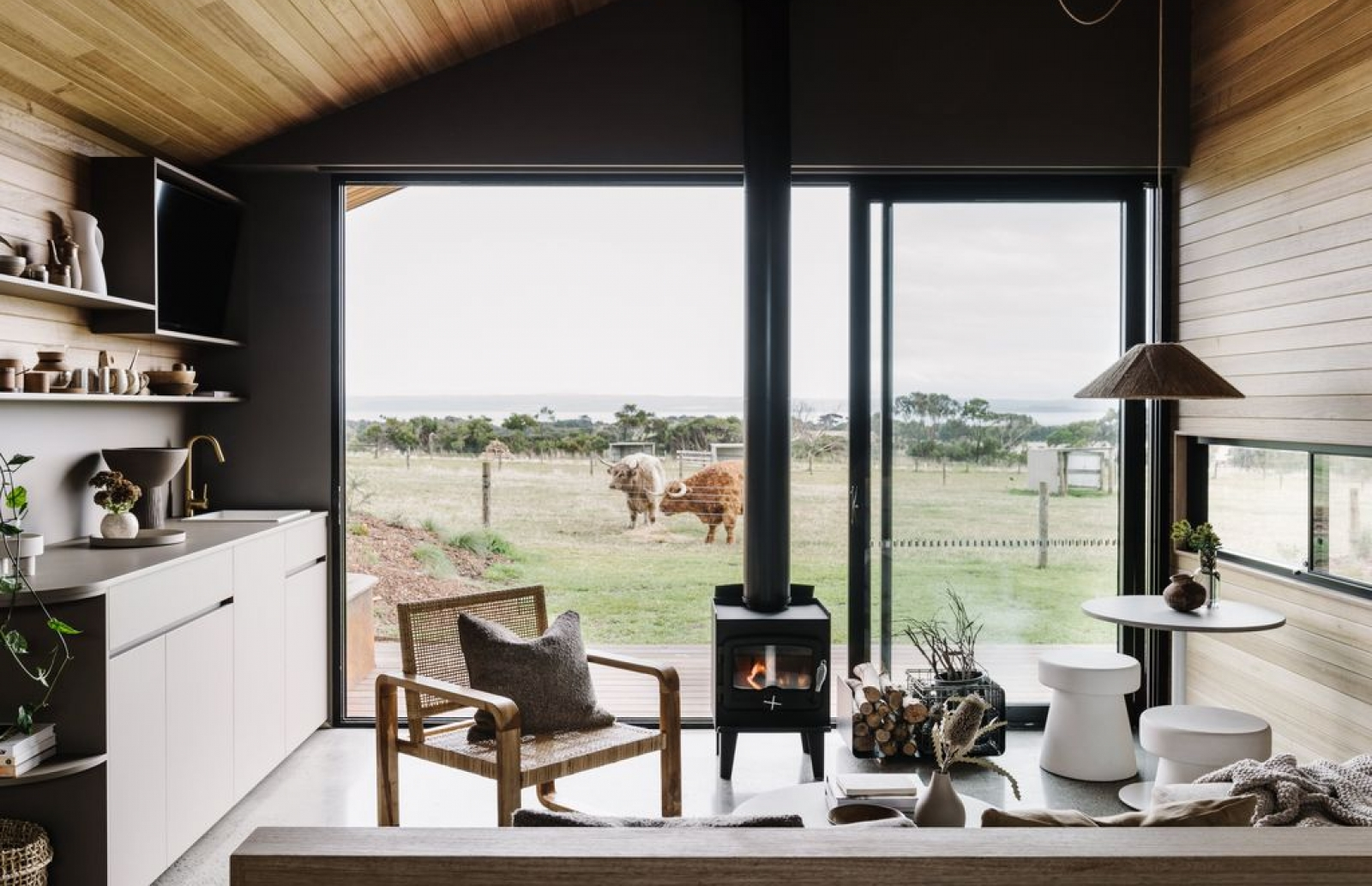 The rise of the luxury farm stay